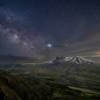 Johnston Ridge Milky Way