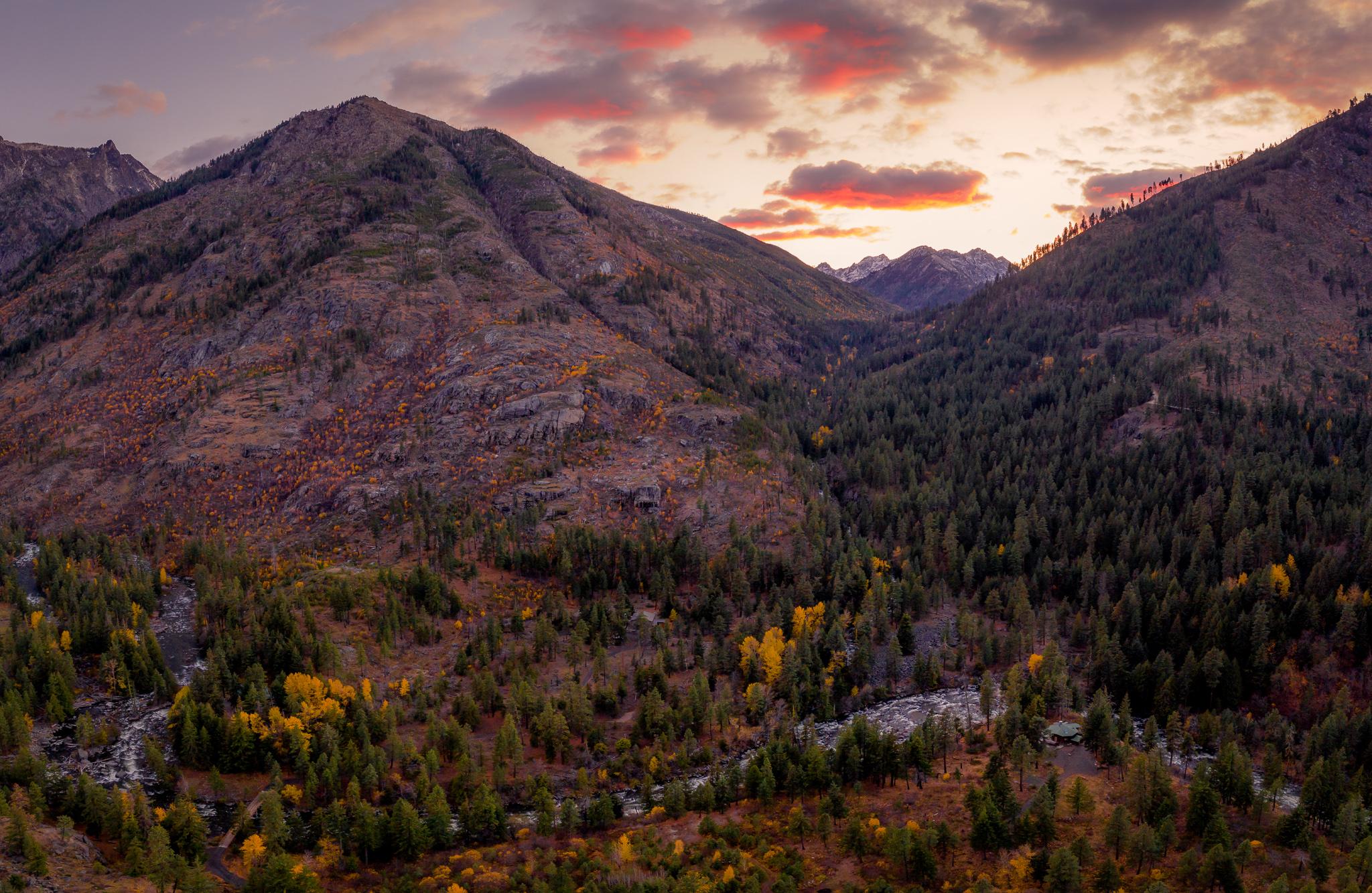 Panorama from Above (Taken on DJI Mavic 2 Pro)